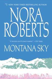 Re-Read Challenge Review: Montana Sky by Nora Roberts