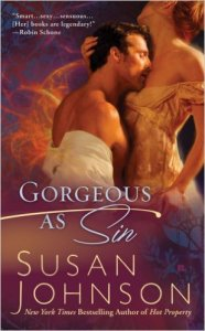 Guest Review: Gorgeous As Sin by Susan Johnson