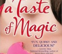 Guest Review: A Taste of Magic by Tracy Madison