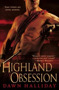Guest Review: Highland Obsession by Dawn Halliday
