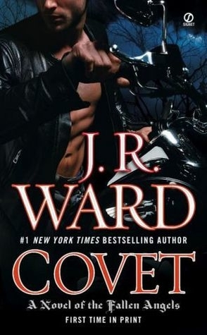 Review: Covet by J.R. Ward