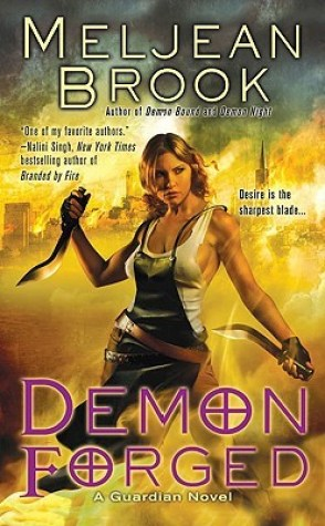 Review and a Giveaway: Demon Forged by Meljean Brook