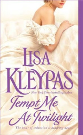 Author Spotlight Review: Tempt Me At Twilight by Lisa Kleypas