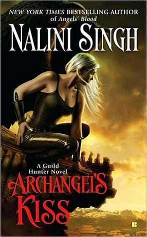 Guest Review: Archangel's Kiss by Nalini Singh