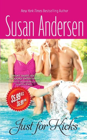 Review: Just for Kicks by Susan Anderson