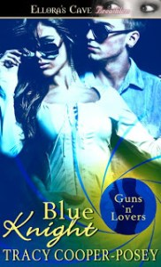 Guest Review: Blue Knight by Tracy Cooper-Posey