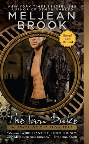 Review: The Iron Duke by Meljean Brook