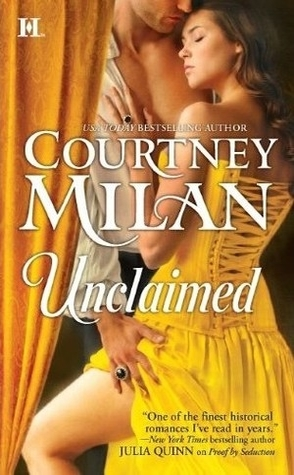 Throwback Thursday Review: Unclaimed by Courtney Milan