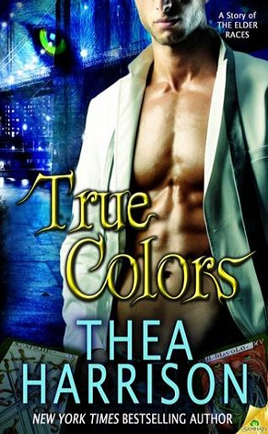 Lightning Review: True Colors by Thea Harrison