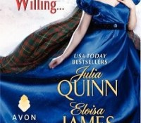Review: The Lady Most Willing by Julia Quinn, Eloisa James, Connie Brockway