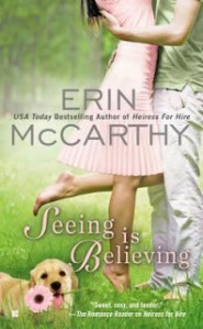 Guest Review: Seeing is Believing by Erin McCarthy