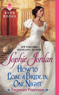 Review: How To Lose A Bride In One Night by Sophie Jordan