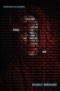 Find Me - Romily Bernard