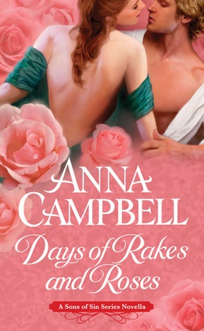 Guest Review:  Days of Rakes and Roses by Anna Campbell