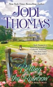 Guest Review: Betting the Rainbow by Jodi Thomas