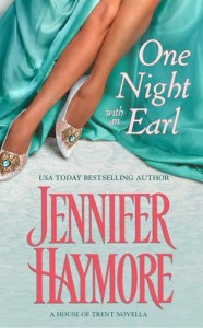 Review: One Night with an Earl by Jennifer Haymore