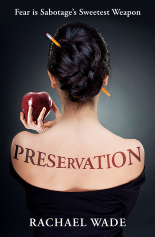 Review: Preservation by Rachael Wade