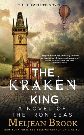 Guest Review: The Kraken King by Meljean Brook
