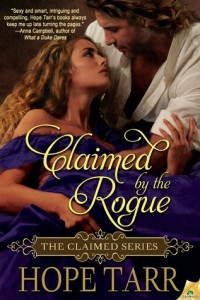 Guest Review: Claimed by the Rogue by Hope Tarr
