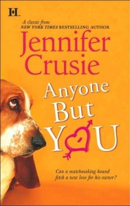 anyone but you by jennifer crusie