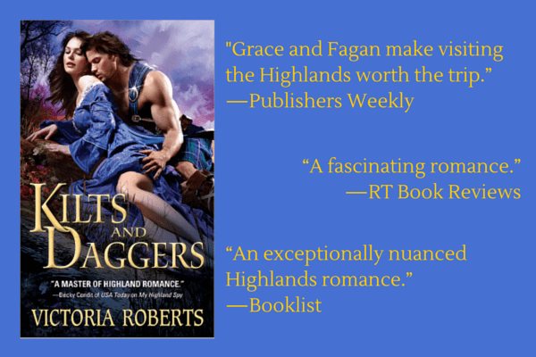 Victoria Roberts' KILTS AND DAGGERS