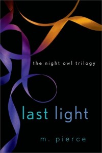 Guest Review: Last Light by M. Pierce