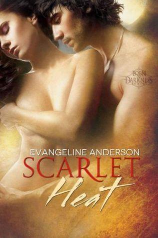 Review: Scarlet Heat by Evangeline Anderson