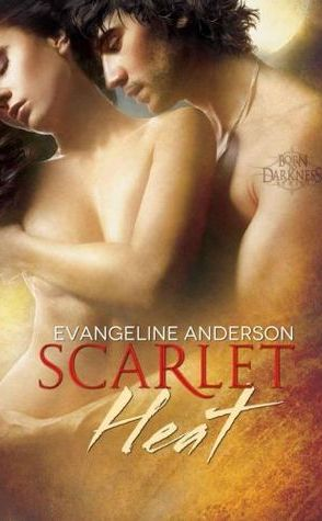 Review: Scarlet Heat by Evangeline Anderson