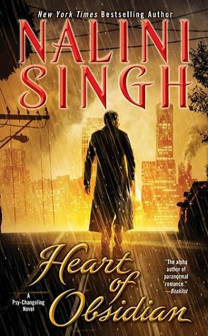 Review: Heart of Obsidian by Nalini Singh