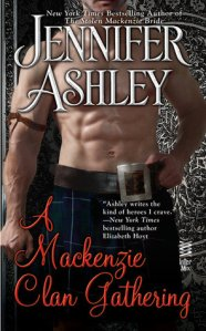Guest Review: A Mackenzie Clan Gathering by Jennifer Ashley