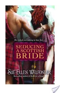 Guest Review: Seducing A Scottish Bride by Sue-Ellen Welfonder