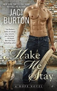 Guest Review: Make Me Stay by Jaci Burton
