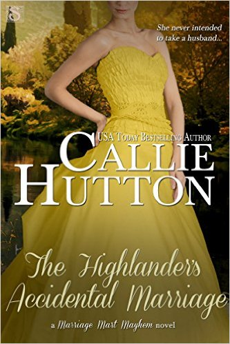 Guest Review: The Highlander's Accidental Marriage by Callie Hutton
