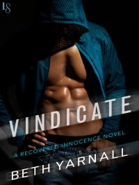 Guest Review: Vindicate by Beth Yarnall