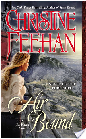 Review: Air Bound by Christine Feehan