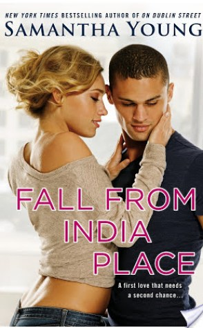 Review (+ Giveaway): Fall From India Place by Samantha Young