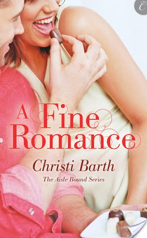 Lightning Review: A Fine Romance by Christi Barth