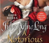 Review: A Notorious Countess Confesses by Julie Anne Long