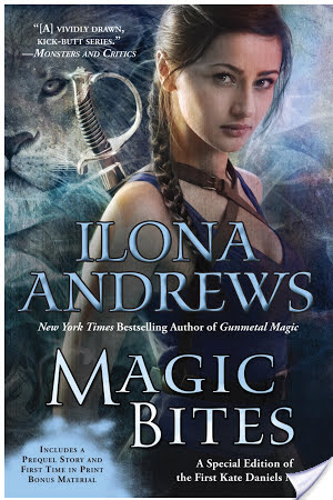 Review: Magic Bites by Ilona Andrews