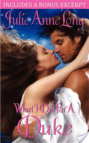 Review: What I Did for a Duke by Julie Anne Long