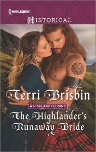 Guest Review: The Highlander's Runaway Bride by Terri Brisbin