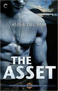 Guest Review: The Asset by Anna del Mar