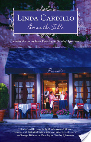 Lightning Review: Across the Table by Linda Cardillo