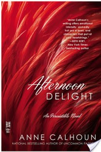 Guest Review: Afternoon Delight by Anne Calhoun