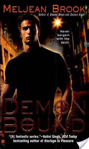 Review: Demon Bound by Meljean Brook