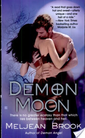 Review: Demon Moon by Meljean Brook