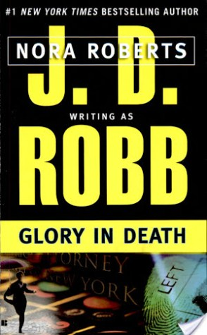 Review: Glory in Death by J.D. Robb