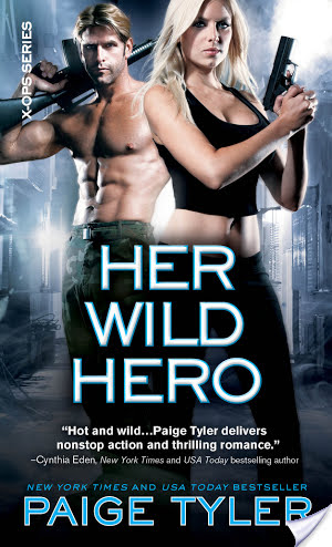 Guest Review: Her Wild Hero by Paige Tyler