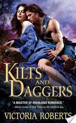 Guest Review: Kilts and Daggers by Victoria Roberts