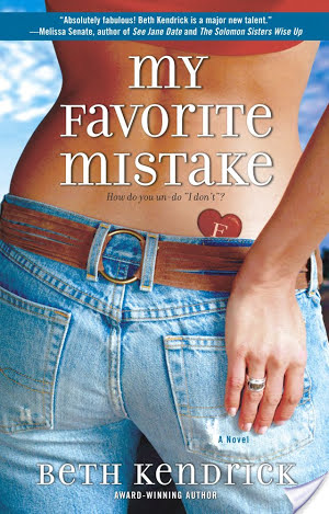 Review: My Favorite Mistake by Beth Kendrick
